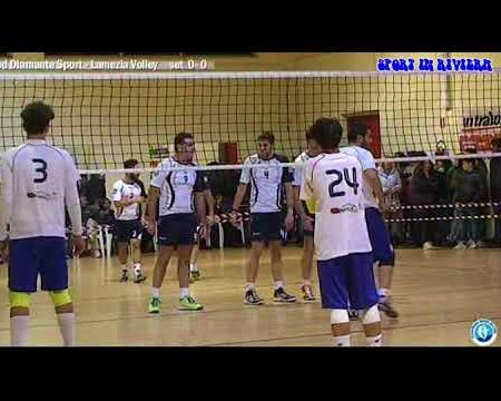 Pallavolo Serie D: Asd Diamante Sport-Lamezia Volley 3-0