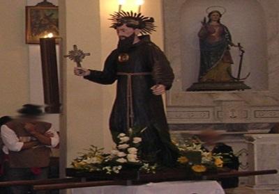 """Una lampada Votiva """"gemella"""" di San Daniele donata ai Belvederesi emigrati in Argentina"""