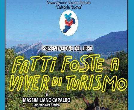 Grisolia: Giornata di Studio con Massimiliano Capalbo, l'imprenditore eretico