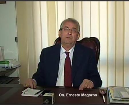Messaggio di fine anno dell'On. Ernesto Magorno