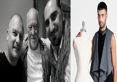 Geoff Westley e Marco Taranto a Sanremo, a Buonvicino onorati della loro presenza