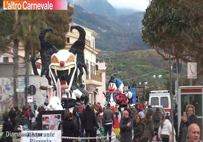 Diamante: Il plauso dell'Amministrazione comunale per il grande successo dell'altro Carnevale