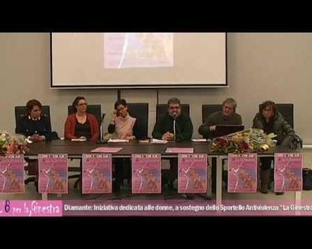 Diamante: L' 8 per la Ginestra – Iniziativa dedicata alle donne