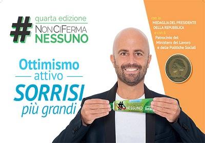 All'Università della Calabria arriva Luca Abete con la nuova tappa del #Noncifermanessuno Tour