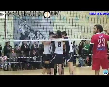 Finale Play off Pallavolo- Nautica De Maria Diamante-Cgs Volley Catanzaro 3-1- integrale