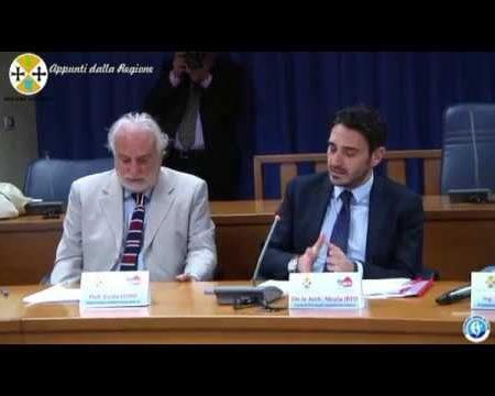 Intesa tra Regione Calabria e Aido- intervista a Nicola Irto Pres. Consiglio regionale
