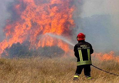 Italia del Meridione: Iniziative per la prevenzione degli incendi in Calabria