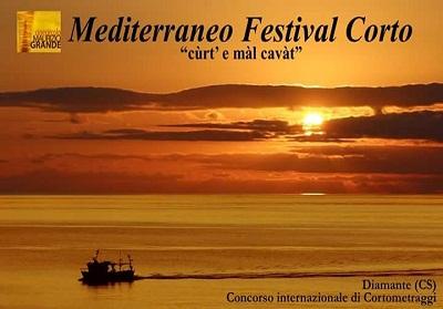 Diamante: Grandi ospiti per l'ottava edizione del Mediterraneo Festival Corto