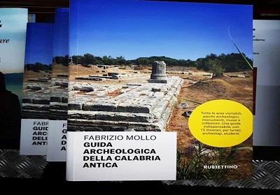 """Cirella: Presentazione del libro  """"Guida archeologica della Calabria antica"""" di Fabrizio Mollo"""