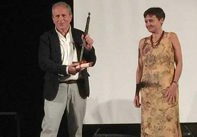 """Il Prof. Gianfranco Bartalotta è tra i vincitori dell'Oscar del Teatro italiano, premio """"Ombra della sera"""" di Volterra"""