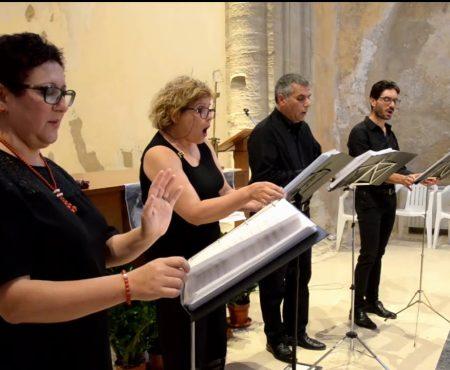 """""""Diapason Ensemble"""" in concerto al Monastero dei Ruderi di Cirella"""