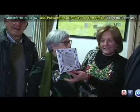 Monteforte Irpino (Av)- Incontro con l'Ass. Polivalente Socio-Culturale Fenestrelle
