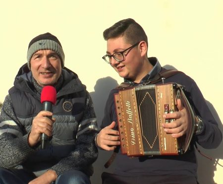 Buonvicino: Intervista a Luigi Presta Campione Europeo di organetto