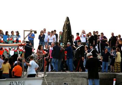 Diamante si prepara per la tradizionale Festa della Madonna Addolorata, protettrice dei pescatori