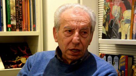 Intervista al Poeta Elio Pecora a cura del Prof. Gianfranco Bartalotta