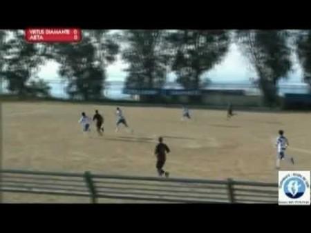 Calcio: Virtus Diamante – Aieta