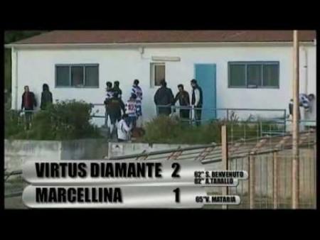 Calcio: Diamante – Marcellina