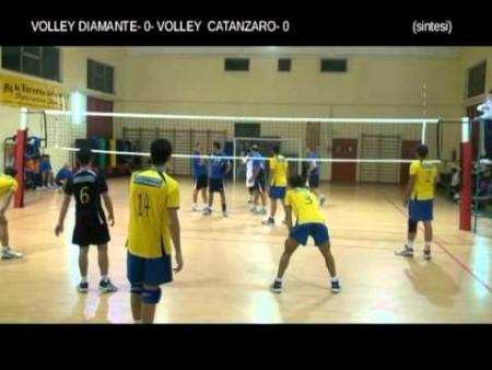 Volley: Diamante vs Catanzaro