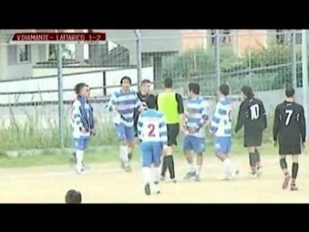 Calcio: Diamante – Lattarico
