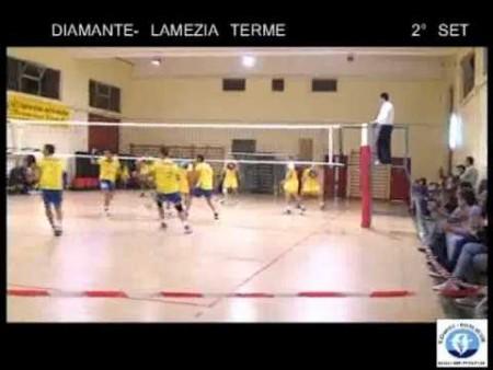 Volley: Diamante vs Lamezia Terme