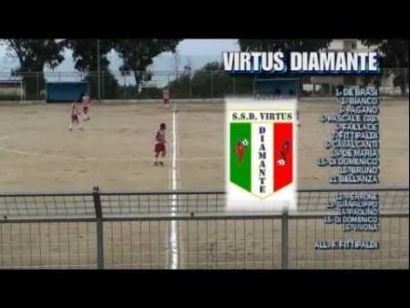 Calcio: Virtus Diamante – Tarsia