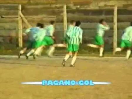 """Calcio: Diamante anni 90 , """"La Ciccese"""""""