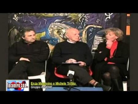Incontro con ENZA MINERVINO e MICHELE TRIFILIO