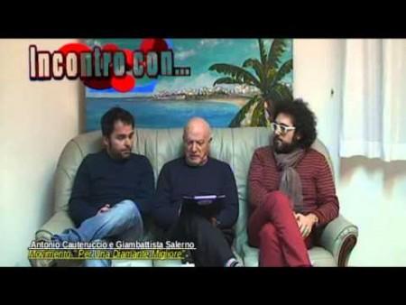 Incontro con A. CAUTERUCCIO e G. SALERNO