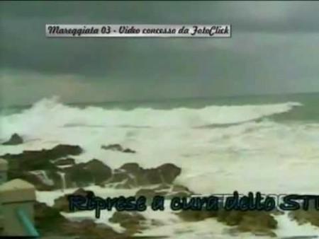 Mareggiata 2003