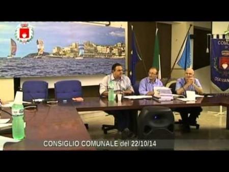 Consiglio Comunale Diamante 20-22/10/14 – Adozione PSC
