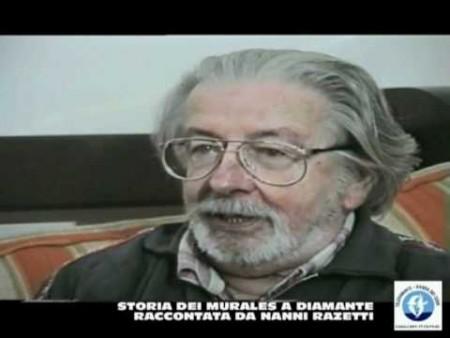 Storia dei Murales raccontata da NANI RAZETTI
