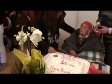 Cirella: 100 anni di nonna Rosaria