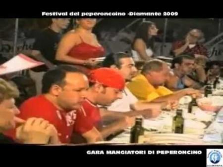 Festival del Peperoncino 2009 – Gara di mangiatori di peperoncino