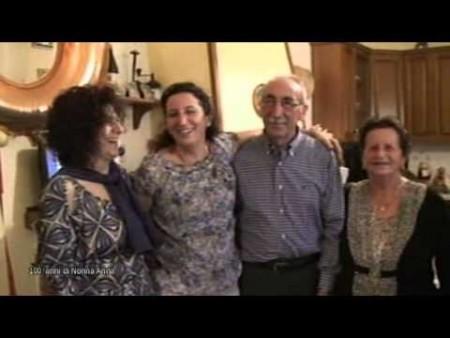 100 anni di nonna Anna
