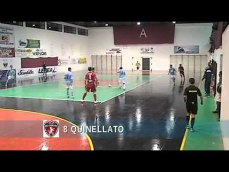 Calcio a 5: Atletico Belvedere vs Gogianco