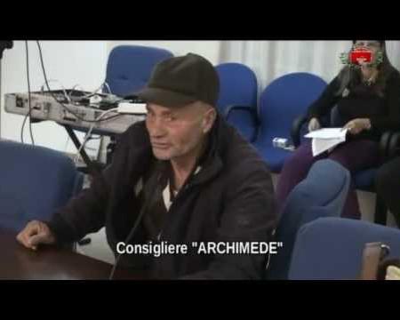 Intervento del consigliere Archimede