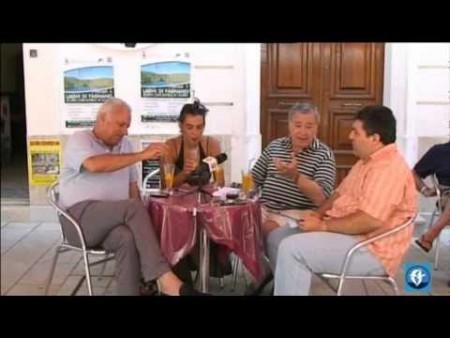 Incontri sotto l'ombrellone… Ass. F. MAIOLINO, On. E. MORRONE e MARIA ROSARIA BIANCO