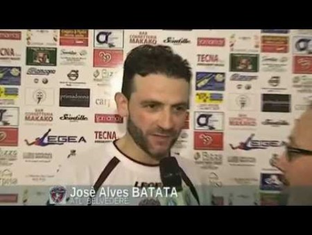 Atletico Belvedere – Eraclea: interviste a Batata e Mr. Cipolla