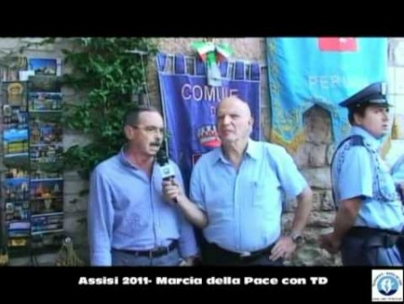 Marcia della Pace – Assisi 2011