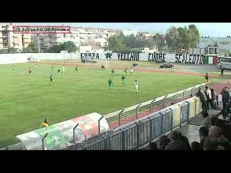 Calcio eccellenza: USD Scalea vs US Palmese