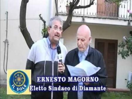 Ernesto Magorno eletto Sindaco