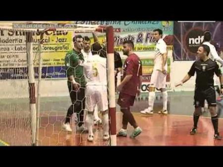 Calcio a 5: Atletico Belvedere – Futsal Isola