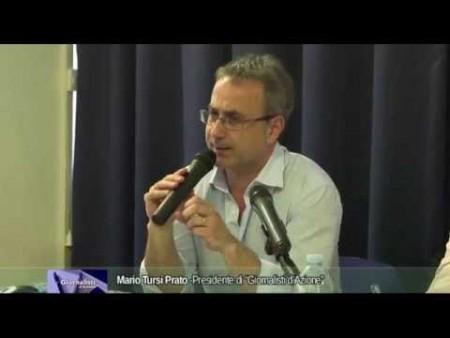 """Giornalisti d'Azione:Presentato Progetto """"Gionalismo che passione"""""""