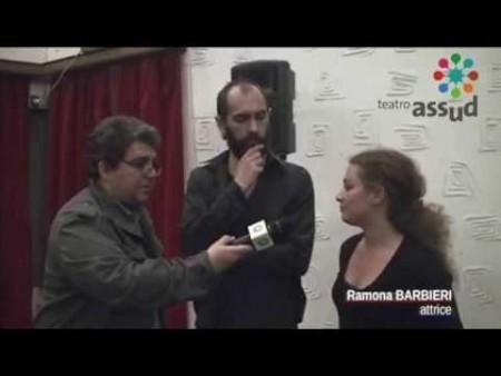 Diamante: Spettacolo Teatro Assud – interviste