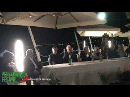 Diamante:Peperoncino festival 2015- Conferenza stampa