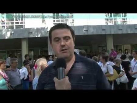 Crisi Terme Luigiane, scatta la protesta dei lavoratori-servzio