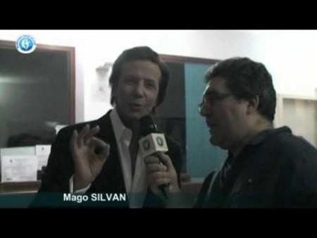 Intervista al Mago Silvan dopo esibizione al Peperoncino Festival 2015