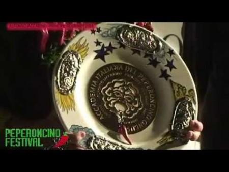 Peperoncino Festival Diamante: ALFONSO IACCARINO -PRINCIPE GOURMET 2015