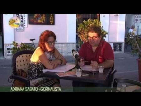 Incontri sotto l'ombrellone-Adriana Sabato- Giornalista