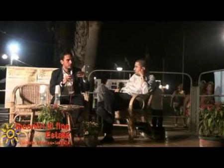 Diamante: Incontro con Nicola Irto, Pres. del Consiglio Regione Calabria